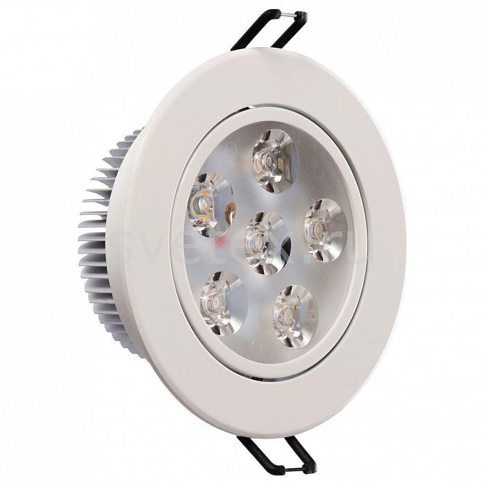 Фото Встраиваемый светильник MW-Light Круз 637013306
