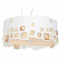 Подвесной светильник Arte LampСветодиодные<br>Артикул - AR_A5829SP-3WH,Бренд - Arte Lamp (Италия),Коллекция - Palmer,Гарантия, месяцы - 24,Высота, мм - 150-1150,Диаметр, мм - 340,Размер упаковки, мм - 380x380x230,Тип лампы - компактная люминесцентная [КЛЛ] ИЛИнакаливания ИЛИсветодиодная [LED],Общее кол-во ламп - 3,Напряжение питания лампы, В - 220,Максимальная мощность лампы, Вт - 60,Лампы в комплекте - отсутствуют,Цвет плафонов и подвесок - белый, неокрашенный,Тип поверхности плафонов - матовый, прозрачный,Материал плафонов и подвесок - стекло,Цвет арматуры - хром,Тип поверхности арматуры - глянцевый,Материал арматуры - металл,Возможность подлючения диммера - можно, если установить лампу накаливания,Тип цоколя лампы - E27,Класс электробезопасности - I,Общая мощность, Вт - 180,Степень пылевлагозащиты, IP - 20,Диапазон рабочих температур - комнатная температура,Дополнительные параметры - способ крепления светильника к потолку – на монтажной пластине<br>