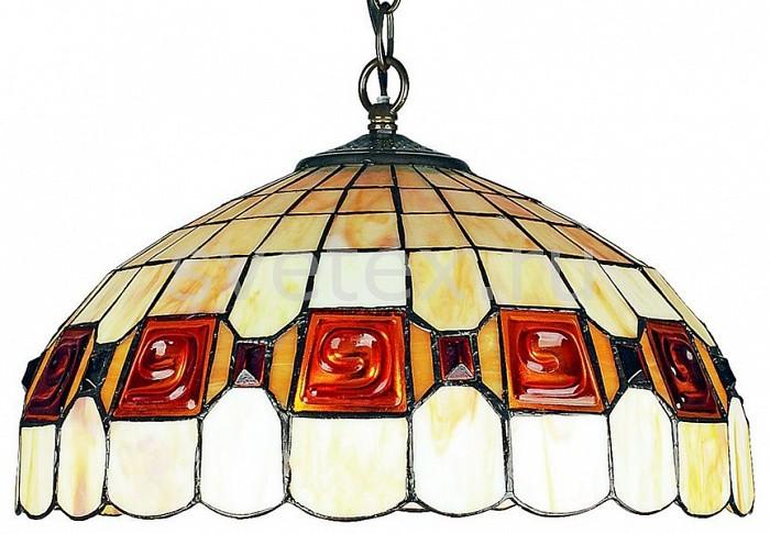 Подвесной светильник OmniluxСветодиодные<br>Артикул - OM_OML-80503-03,Бренд - Omnilux (Италия),Коллекция - OM-805,Гарантия, месяцы - 24,Время изготовления, дней - 1,Высота, мм - 1080,Диаметр, мм - 410,Тип лампы - компактная люминесцентная [КЛЛ] ИЛИнакаливания ИЛИсветодиодная [LED],Общее кол-во ламп - 3,Напряжение питания лампы, В - 220,Максимальная мощность лампы, Вт - 60,Лампы в комплекте - отсутствуют,Цвет плафонов и подвесок - цветной рисунок,Тип поверхности плафонов - глянцевый, рельефный,Материал плафонов и подвесок - стекло,Цвет арматуры - бронза,Тип поверхности арматуры - глянцевый,Материал арматуры - металл,Количество плафонов - 1,Возможность подлючения диммера - можно, если установить лампу накаливания,Тип цоколя лампы - E14,Класс электробезопасности - I,Общая мощность, Вт - 180,Степень пылевлагозащиты, IP - 20,Диапазон рабочих температур - комнатная температура,Дополнительные параметры - стиль Тиффани<br>