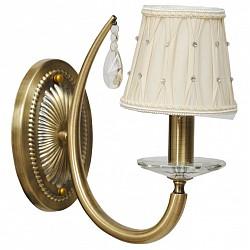 Бра MW-LightТекстильный плафон<br>Артикул - MW_419020301,Бренд - MW-Light (Германия),Коллекция - Августина 1,Гарантия, месяцы - 24,Высота, мм - 310,Тип лампы - компактная люминесцентная [КЛЛ] ИЛИнакаливания ИЛИсветодиодная [LED],Общее кол-во ламп - 1,Напряжение питания лампы, В - 220,Максимальная мощность лампы, Вт - 60,Лампы в комплекте - отсутствуют,Цвет плафонов и подвесок - неокрашенный, шампань,Тип поверхности плафонов - матовый, рельефный,Материал плафонов и подвесок - текстиль, хрусталь,Цвет арматуры - бронза, неокрашенный,Тип поверхности арматуры - матовый, прозрачный,Материал арматуры - металл, хрусталь,Количество плафонов - 1,Возможность подлючения диммера - можно, если установить лампу накаливания,Тип цоколя лампы - E14,Класс электробезопасности - I,Степень пылевлагозащиты, IP - 20,Диапазон рабочих температур - комнатная температура,Дополнительные параметры - светильник предназначен для использования со скрытой проводкой<br>