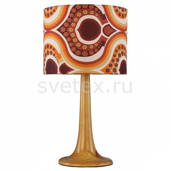 Фото Настольная лампа Arte Lamp E27 220В 40Вт Zulu A1962LT-1BR