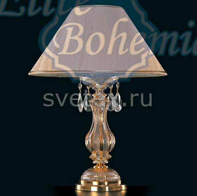 Настольная лампа Elite BohemiaНастольные лампы<br>Артикул - EB_S_180_1_02_ZL,Бренд - Elite Bohemia (Чехия),Коллекция - Original Classic 180,Гарантия, месяцы - 24,Время изготовления, дней - 1,Высота, мм - 440,Диаметр, мм - 350,Размер упаковки, мм - 350x350x200,Тип лампы - компактная люминесцентная [КЛЛ] ИЛИнакаливания ИЛИсветодиодная [LED],Общее кол-во ламп - 1,Напряжение питания лампы, В - 220,Максимальная мощность лампы, Вт - 40,Лампы в комплекте - отсутствуют,Цвет плафонов и подвесок - бежевый, неокрашенный,Тип поверхности плафонов - матовый, рельефный,Материал плафонов и подвесок - текстиль, хрусталь,Цвет арматуры - золото, неокрашенный,Тип поверхности арматуры - глянцевый, рельефный,Материал арматуры - металл, хрусталь,Количество плафонов - 1,Наличие выключателя, диммера или пульта ДУ - выключатель на проводе,Компоненты, входящие в комплект - провод электропитания с вилкой без заземления,Тип цоколя лампы - E27,Класс электробезопасности - II,Степень пылевлагозащиты, IP - 20,Диапазон рабочих температур - комнатная температура<br>