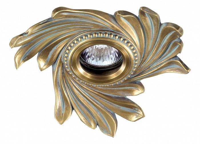 Встраиваемый светильник NovotechВстраиваемые светильники<br>Артикул - NV_369965,Бренд - Novotech (Венгрия),Коллекция - Vintage,Гарантия, месяцы - 24,Время изготовления, дней - 1,Глубина, мм - 20,Диаметр, мм - 165,Размер врезного отверстия, мм - 75,Тип лампы - галогеновая ИЛИсветодиодная [LED],Общее кол-во ламп - 1,Напряжение питания лампы, В - 12,Максимальная мощность лампы, Вт - 50,Лампы в комплекте - отсутствуют,Цвет арматуры - бронза с патиной,Тип поверхности арматуры - глянцевый, рельефный,Материал арматуры - алюминий,Необходимые компоненты - трансформатор 12В,Компоненты, входящие в комплект - нет,Форма и тип колбы - полусферическая с рефлектором,Тип цоколя лампы - GX5.3,Класс электробезопасности - III,Напряжение питания, В - 220,Степень пылевлагозащиты, IP - 20,Диапазон рабочих температур - комнатная температура,Дополнительные параметры - алюминиевое литье<br>