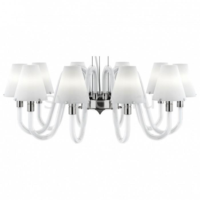Подвесная люстра LightstarЛюстры<br>Артикул - LS_760106,Бренд - Lightstar (Италия),Коллекция - Bianca,Гарантия, месяцы - 24,Время изготовления, дней - 1,Высота, мм - 400-1200,Диаметр, мм - 600,Тип лампы - галогеновая,Общее кол-во ламп - 10,Напряжение питания лампы, В - 220,Максимальная мощность лампы, Вт - 40,Цвет лампы - белый теплый,Лампы в комплекте - галогеновые G9,Цвет плафонов и подвесок - белый,Тип поверхности плафонов - матовый,Материал плафонов и подвесок - стекло,Цвет арматуры - хром,Тип поверхности арматуры - глянцевый,Материал арматуры - металл,Количество плафонов - 10,Возможность подлючения диммера - можно,Форма и тип колбы - пальчиковая,Тип цоколя лампы - G9,Цветовая температура, K - 2800 - 3200 K,Экономичнее лампы накаливания - на 50%,Класс электробезопасности - I,Общая мощность, Вт - 400,Степень пылевлагозащиты, IP - 20,Диапазон рабочих температур - комнатная температура<br>