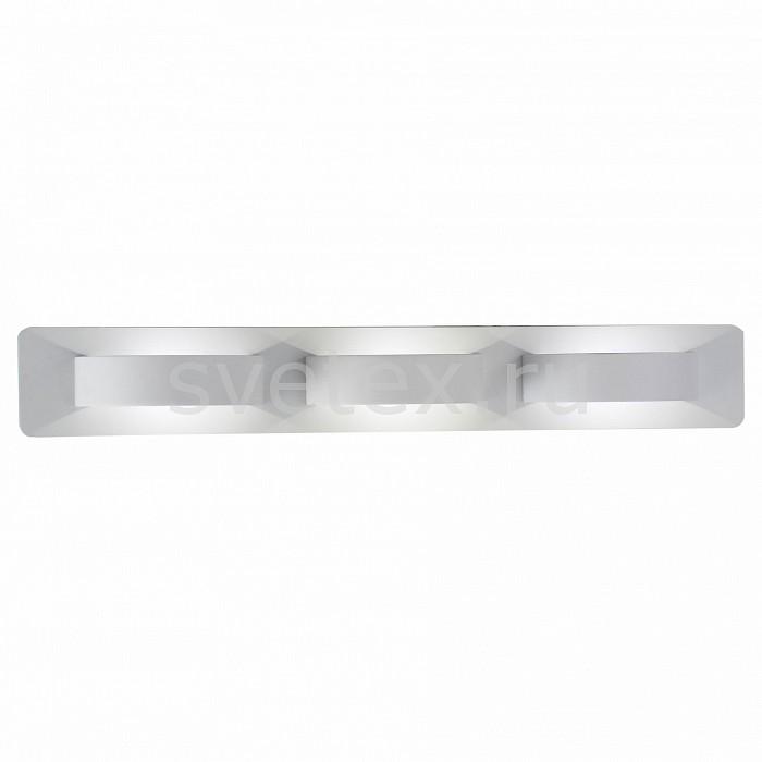 Накладной светильник ST-LuceСветодиодные<br>Артикул - SL593.501.03,Бренд - ST-Luce (Китай),Коллекция - SL593,Гарантия, месяцы - 24,Время изготовления, дней - 1,Ширина, мм - 490,Высота, мм - 70,Выступ, мм - 90,Размер упаковки, мм - 550х460х250,Тип лампы - светодиодная [LED],Общее кол-во ламп - 3,Напряжение питания лампы, В - 220,Максимальная мощность лампы, Вт - 3,Цвет лампы - белый,Лампы в комплекте - светодиодные [LED],Цвет плафонов и подвесок - белый,Тип поверхности плафонов - матовый,Материал плафонов и подвесок - металл,Цвет арматуры - белый,Тип поверхности арматуры - матовый,Материал арматуры - металл,Количество плафонов - 3,Возможность подлючения диммера - нельзя,Цветовая температура, K - 4000 K,Световой поток, лм - 1070,Экономичнее лампы накаливания - в 10 раз,Светоотдача, лм/Вт - 119,Класс электробезопасности - I,Общая мощность, Вт - 9,Степень пылевлагозащиты, IP - 20,Диапазон рабочих температур - комнатная температура,Дополнительные параметры - светильник предназначен для использования со скрытой проводкой<br>