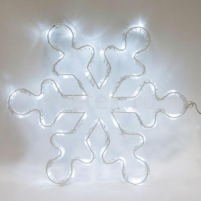 Фото Панно световое Feron x 35 см x 27 см LT053 Снежинка