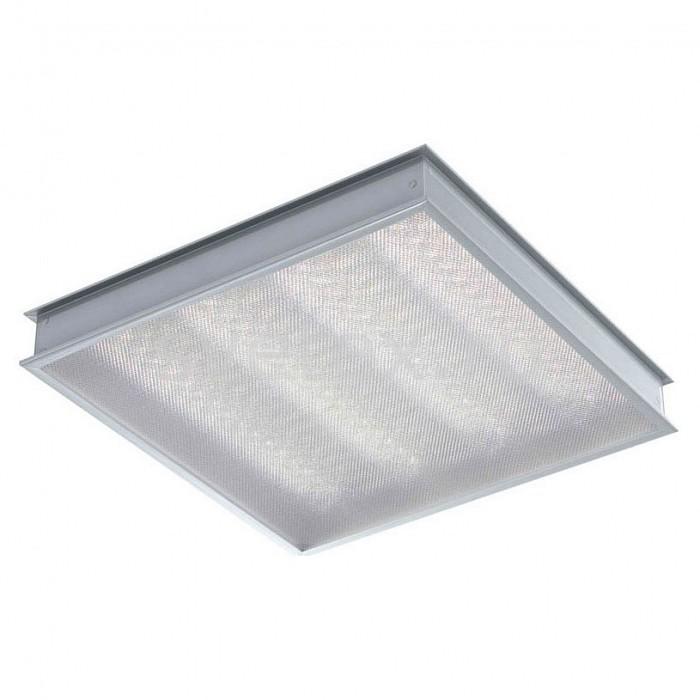 Светильник для потолка Грильято Led EffectДля потолка Грильято<br>Артикул - LED_314361,Бренд - Led Effect (Россия),Коллекция - Стандарт,Гарантия, месяцы - 36,Длина, мм - 594,Ширина, мм - 594,Глубина, мм - 78,Размер упаковки, мм - 610x610x87,Тип лампы - светодиодная [LED],Общее кол-во ламп - 1,Максимальная мощность лампы, Вт - 33,Цвет лампы - белый холодный,Лампы в комплекте - светодиодная [LED],Цвет плафонов и подвесок - неокрашенный,Тип поверхности плафонов - прозрачный,Материал плафонов и подвесок - полимер,Цвет арматуры - белый,Тип поверхности арматуры - матовый,Материал арматуры - металл,Количество плафонов - 1,Цветовая температура, K - 5000 K,Световой поток, лм - 3100,Экономичнее лампы накаливания - В 6, 2 раза,Светоотдача, лм/Вт - 94,Ресурс лампы - 50 тыс. час.,Класс электробезопасности - I,Напряжение питания, В - 175-260,Коэффициент мощности - 0.9,Степень пылевлагозащиты, IP - 40,Диапазон рабочих температур - от -0^C до +45^C,Индекс цветопередачи, % - 80,Пульсации светового потока, % менее - 1,Климатическое исполнение - УХЛ 4,Дополнительные параметры - текстурированный рассеиватель<br>