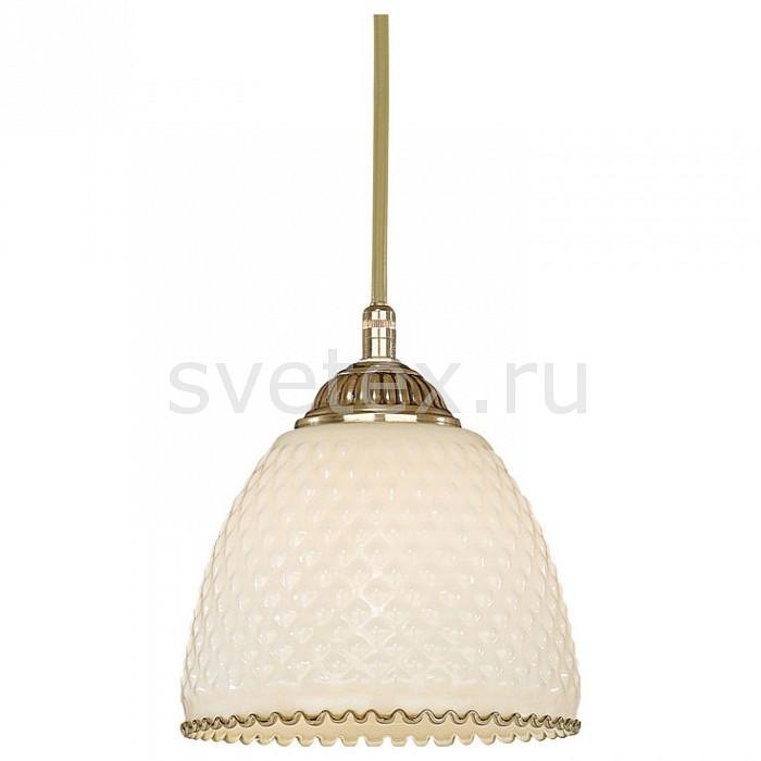 Подвесной светильник Reccagni AngeloСветодиодные<br>Артикул - RA_L_7105_14,Бренд - Reccagni Angelo (Италия),Коллекция - 7105,Гарантия, месяцы - 24,Высота, мм - 140-1140,Диаметр, мм - 140,Тип лампы - компактная люминесцентная [КЛЛ] ИЛИнакаливания ИЛИсветодиодная [LED],Общее кол-во ламп - 1,Напряжение питания лампы, В - 220,Максимальная мощность лампы, Вт - 60,Лампы в комплекте - отсутствуют,Цвет плафонов и подвесок - слоновая кость,Тип поверхности плафонов - матовый, рельефный,Материал плафонов и подвесок - стекло,Цвет арматуры - золото французское,Тип поверхности арматуры - глянцевый, рельефный,Материал арматуры - латунь,Количество плафонов - 1,Возможность подлючения диммера - можно, если установить лампу накаливания,Тип цоколя лампы - E27,Класс электробезопасности - I,Степень пылевлагозащиты, IP - 20,Диапазон рабочих температур - комнатная температура,Дополнительные параметры - способ крепления к потолку - на монтажной пластине, регулируется по высоте<br>