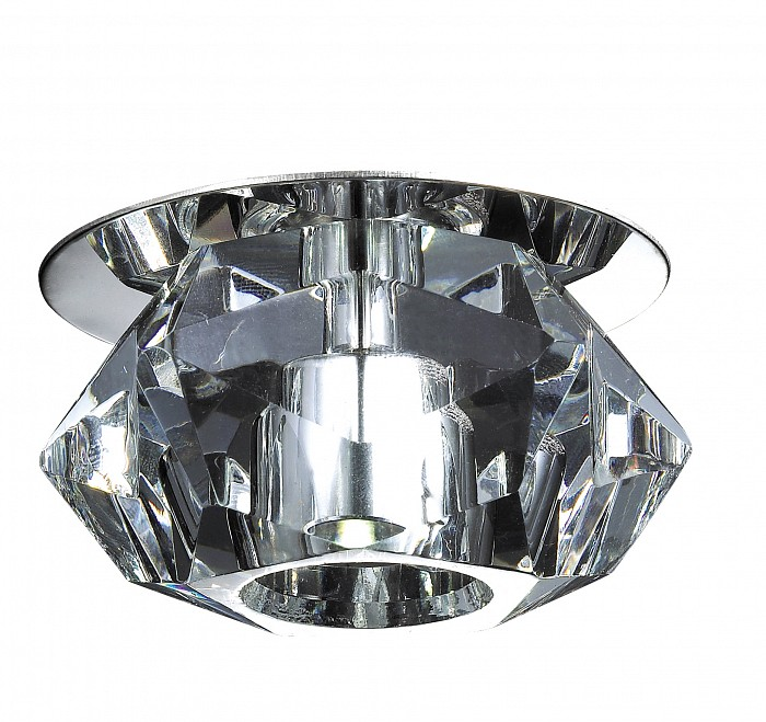Фото Встраиваемый светильник Novotech Crystal-LED 357011