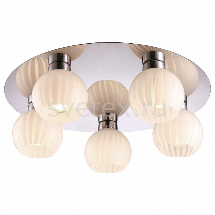 Фото Потолочная люстра Arte Lamp Uva A9523PL-5CC