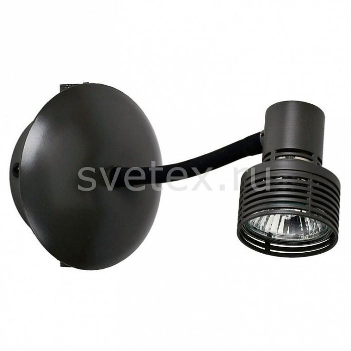 Спот LussoleСпоты<br>Артикул - LSP-9820,Бренд - Lussole (Италия),Коллекция - Arina,Гарантия, месяцы - 24,Ширина, мм - 110,Высота, мм - 110,Выступ, мм - 230,Тип лампы - галогеновая ИЛИсветодиодная [LED],Общее кол-во ламп - 1,Напряжение питания лампы, В - 220,Максимальная мощность лампы, Вт - 50,Цвет лампы - теплый белый,Лампы в комплекте - галогеновая GU10,Цвет плафонов и подвесок - черный,Тип поверхности плафонов - матовый,Материал плафонов и подвесок - металл,Цвет арматуры - черный,Тип поверхности арматуры - матовый,Материал арматуры - металл,Количество плафонов - 1,Возможность подлючения диммера - можно,Форма и тип колбы - полусферическая с рефлектором,Тип цоколя лампы - GU10,Цветовая температура, K - 3200 K,Класс электробезопасности - I,Степень пылевлагозащиты, IP - 20,Диапазон рабочих температур - комнатная температура,Дополнительные параметры - поворотный светильник<br>