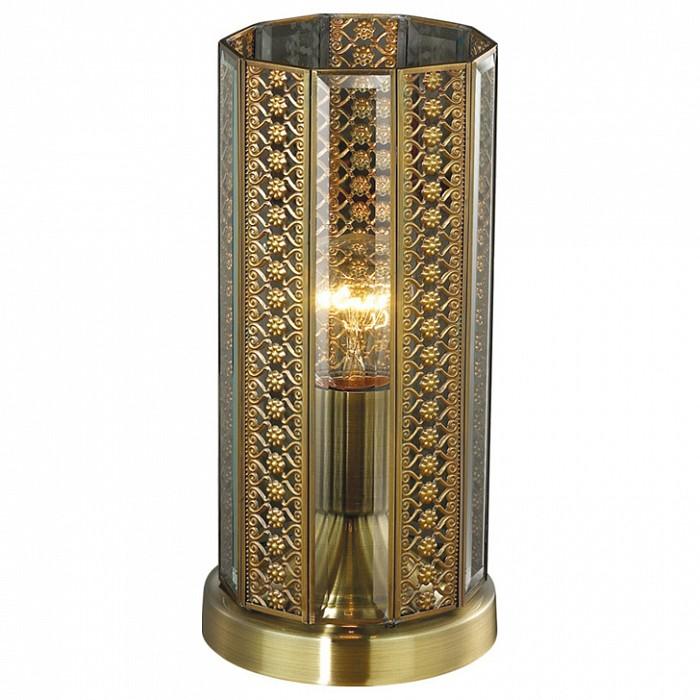 Фото Настольная лампа Odeon Light E27 220В 60Вт Taros 2343/1T