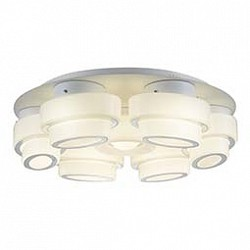 Накладной светильник ST-LuceСветодиодные<br>Артикул - SL546.502.07,Бренд - ST-Luce (Китай),Коллекция - Ovale,Гарантия, месяцы - 24,Высота, мм - 180,Размер упаковки, мм - 720х620х280,Тип лампы - светодиодная [LED],Общее кол-во ламп - 7,Напряжение питания лампы, В - 220,Максимальная мощность лампы, Вт - 12,Лампы в комплекте - светодиодные [LED],Цвет плафонов и подвесок - белый, хром,Тип поверхности плафонов - глянцевый, металлик,Материал плафонов и подвесок - стекло,Цвет арматуры - белый,Тип поверхности арматуры - матовый,Материал арматуры - металл,Возможность подлючения диммера - нельзя,Класс электробезопасности - I,Общая мощность, Вт - 84,Степень пылевлагозащиты, IP - 20,Диапазон рабочих температур - комнатная температура,Дополнительные параметры - способ крепления светильника к потолку - на монтажной пластине<br>