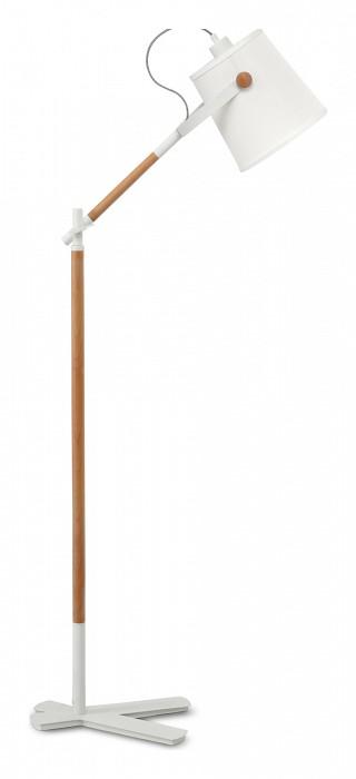 Торшер MantraС абажуром<br>Артикул - MN_4920,Бренд - Mantra (Испания),Коллекция - Nordica,Гарантия, месяцы - 24,Ширина, мм - 246,Высота, мм - 1300,Выступ, мм - 600,Тип лампы - компактная люминесцентная [КЛЛ] ИЛИсветодиодная [LED],Общее кол-во ламп - 1,Напряжение питания лампы, В - 220,Максимальная мощность лампы, Вт - 23,Лампы в комплекте - отсутствуют,Цвет плафонов и подвесок - белый,Тип поверхности плафонов - матовый,Материал плафонов и подвесок - текстиль,Цвет арматуры - белый, коричневый,Тип поверхности арматуры - матовый,Материал арматуры - дерево, металл,Количество плафонов - 1,Наличие выключателя, диммера или пульта ДУ - выключатель на проводе,Компоненты, входящие в комплект - провод электропитания с вилкой без заземления,Тип цоколя лампы - E27,Класс электробезопасности - II,Степень пылевлагозащиты, IP - 20,Диапазон рабочих температур - комнатная температура<br>