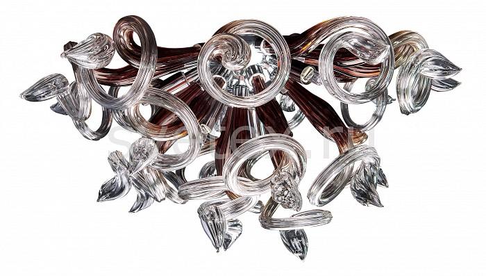 Накладной светильник LightstarКруглые<br>Артикул - LS_890098,Бренд - Lightstar (Италия),Коллекция - Medusa,Гарантия, месяцы - 24,Время изготовления, дней - 1,Высота, мм - 380,Диаметр, мм - 780,Тип лампы - светодиодная [LED],Общее кол-во ламп - 9,Напряжение питания лампы, В - 220,Максимальная мощность лампы, Вт - 1,Лампы в комплекте - светодиодные [LED],Цвет плафонов и подвесок - кофейный, неокрашенный,Тип поверхности плафонов - прозрачный,Материал плафонов и подвесок - стекло,Цвет арматуры - хром,Тип поверхности арматуры - глянцевый,Материал арматуры - металл,Количество плафонов - 1,Возможность подлючения диммера - можно,Компоненты, входящие в комплект - блок питания,Экономичнее лампы накаливания - в 15 раз,Класс электробезопасности - I,Общая мощность, Вт - 9,Степень пылевлагозащиты, IP - 20,Диапазон рабочих температур - комнатная температура<br>