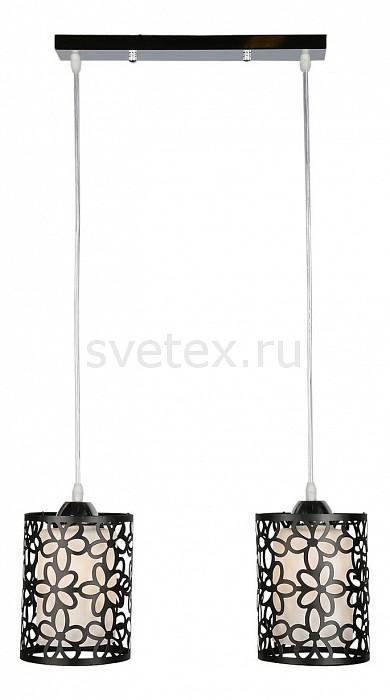 Подвесной светильник OmniluxБарные<br>Артикул - OM_OML-44306-02,Бренд - Omnilux (Италия),Коллекция - OM-443,Гарантия, месяцы - 24,Длина, мм - 450,Ширина, мм - 150,Высота, мм - 300-800,Тип лампы - компактная люминесцентная [КЛЛ] ИЛИнакаливания ИЛИсветодиодная [LED],Общее кол-во ламп - 2,Напряжение питания лампы, В - 220,Максимальная мощность лампы, Вт - 60,Лампы в комплекте - отсутствуют,Цвет плафонов и подвесок - белый, черный,Тип поверхности плафонов - матовый,Материал плафонов и подвесок - металл, стекло,Цвет арматуры - хром,Тип поверхности арматуры - глянцевый,Материал арматуры - металл,Количество плафонов - 2,Возможность подлючения диммера - можно, если установить лампу накаливания,Тип цоколя лампы - E27,Класс электробезопасности - I,Общая мощность, Вт - 120,Степень пылевлагозащиты, IP - 20,Диапазон рабочих температур - комнатная температура,Дополнительные параметры - способ крепления светильника к потолку – на монтажной пластине, регулируется по высоте<br>