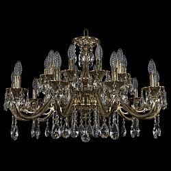 Подвесная люстра Bohemia Ivele CrystalБолее 6 ламп<br>Артикул - BI_1703_20_320_A_GB,Бренд - Bohemia Ivele Crystal (Чехия),Коллекция - 1703,Гарантия, месяцы - 24,Высота, мм - 650,Диаметр, мм - 830,Размер упаковки, мм - 640x640x330,Тип лампы - компактная люминесцентная [КЛЛ] ИЛИнакаливания ИЛИсветодиодная [LED],Общее кол-во ламп - 20,Напряжение питания лампы, В - 220,Максимальная мощность лампы, Вт - 40,Лампы в комплекте - отсутствуют,Цвет плафонов и подвесок - неокрашенный,Тип поверхности плафонов - прозрачный,Материал плафонов и подвесок - хрусталь,Цвет арматуры - золото черненое,Тип поверхности арматуры - глянцевый, рельефный,Материал арматуры - латунь,Возможность подлючения диммера - можно, если установить лампу накаливания,Форма и тип колбы - свеча ИЛИ свеча на ветру,Тип цоколя лампы - E14,Класс электробезопасности - I,Общая мощность, Вт - 800,Степень пылевлагозащиты, IP - 20,Диапазон рабочих температур - комнатная температура,Дополнительные параметры - способ крепления светильника к потолку - на крюке, указана высота светильника без подвеса<br>