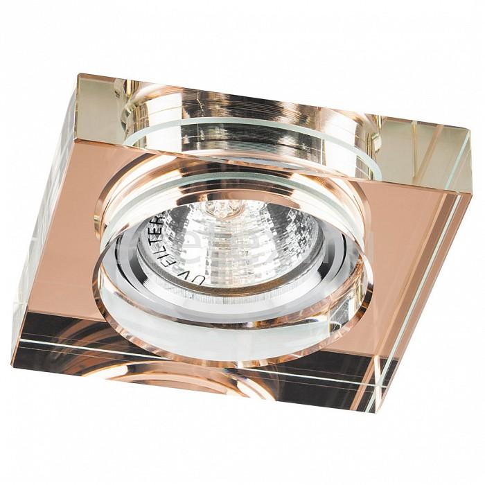 Встраиваемый светильник FeronСветильники для натяжных потолков<br>Артикул - FE_18854,Бренд - Feron (Китай),Коллекция - 8180-2,Гарантия, месяцы - 24,Длина, мм - 90,Ширина, мм - 90,Глубина, мм - 31,Размер врезного отверстия, мм - 60,Тип лампы - галогеновая ИЛИсветодиодная [LED],Общее кол-во ламп - 1,Напряжение питания лампы, В - 12,Максимальная мощность лампы, Вт - 50,Лампы в комплекте - отсутствуют,Цвет арматуры - золото, коричневый,Тип поверхности арматуры - глянцевый, прозрачный,Материал арматуры - металл, стекло,Возможность подлючения диммера - можно, если установить галогеновую лампу,Необходимые компоненты - трансформатор 12В,Компоненты, входящие в комплект - нет,Форма и тип колбы - полусферическая с рефлектором,Тип цоколя лампы - GU5.3,Класс электробезопасности - I,Напряжение питания, В - 220,Степень пылевлагозащиты, IP - 20,Диапазон рабочих температур - комнатная температура<br>