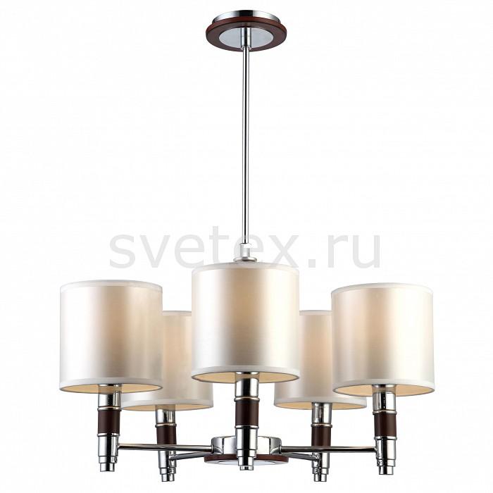Фото Люстра на штанге Arte Lamp Circolo A9519LM-5BR