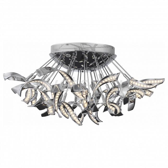 Потолочная люстра ST-LuceПолимерные плафоны<br>Артикул - SL928.102.30,Бренд - ST-Luce (Китай),Коллекция - Ciocca,Гарантия, месяцы - 24,Высота, мм - 360,Диаметр, мм - 850,Размер упаковки, мм - 660x660x430,Тип лампы - светодиодная [LED],Общее кол-во ламп - 30,Максимальная мощность лампы, Вт - 1.8,Цвет лампы - белый,Лампы в комплекте - светодиодные [LED],Цвет плафонов и подвесок - белый,Тип поверхности плафонов - матовый,Материал плафонов и подвесок - акрил,Цвет арматуры - хром,Тип поверхности арматуры - глянцевый,Материал арматуры - металл,Количество плафонов - 27,Возможность подлючения диммера - нельзя,Цветовая температура, K - 4000 K,Экономичнее лампы накаливания - в 10 раз,Класс электробезопасности - I,Напряжение питания, В - 220,Общая мощность, Вт - 54,Степень пылевлагозащиты, IP - 20,Диапазон рабочих температур - комнатная температура,Дополнительные параметры - способ крепления светильника к потолку - на монтажной пластине<br>