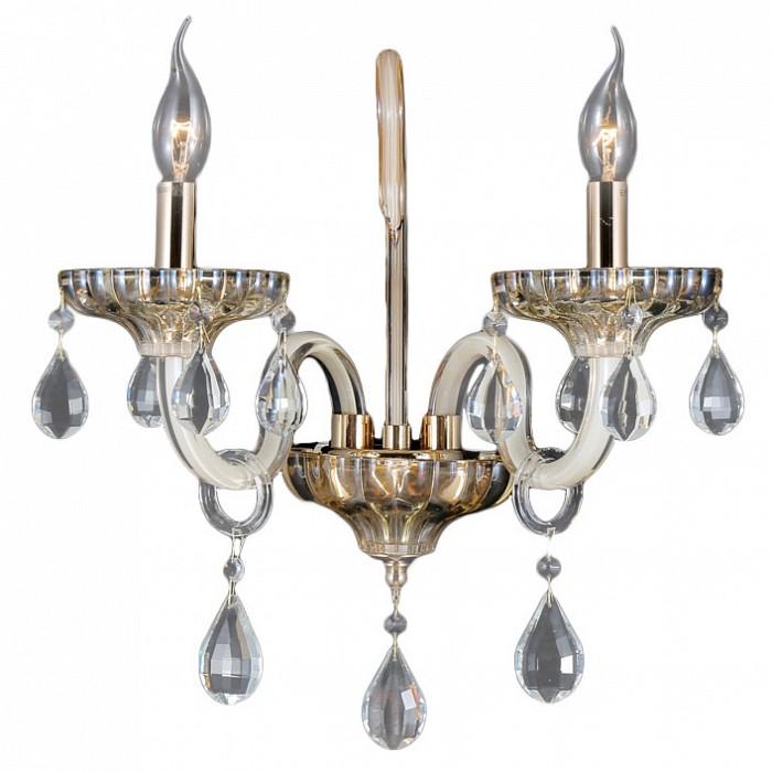 Бра Crystal LuxБолее 1 лампы<br>Артикул - CU_2960_402,Бренд - Crystal Lux (Испания),Коллекция - Sierra,Гарантия, месяцы - 24,Время изготовления, дней - 1,Ширина, мм - 360,Высота, мм - 330,Выступ, мм - 360,Тип лампы - компактная люминесцентная [КЛЛ] ИЛИнакаливания ИЛИсветодиодная [LED],Общее кол-во ламп - 2,Напряжение питания лампы, В - 220,Максимальная мощность лампы, Вт - 60,Лампы в комплекте - отсутствуют,Цвет плафонов и подвесок - неокрашенный,Тип поверхности плафонов - прозрачный,Материал плафонов и подвесок - хрусталь,Цвет арматуры - бежевый, золото, коньячный,Тип поверхности арматуры - глянцевый, прозрачный, рельефный,Материал арматуры - металл, стекло,Возможность подлючения диммера - можно, если установить лампу накаливания,Форма и тип колбы - свеча ИЛИ свеча на ветру,Тип цоколя лампы - E14,Класс электробезопасности - I,Общая мощность, Вт - 120,Степень пылевлагозащиты, IP - 20,Диапазон рабочих температур - комнатная температура,Дополнительные параметры - светильник предназначен для использования со скрытой проводкой<br>