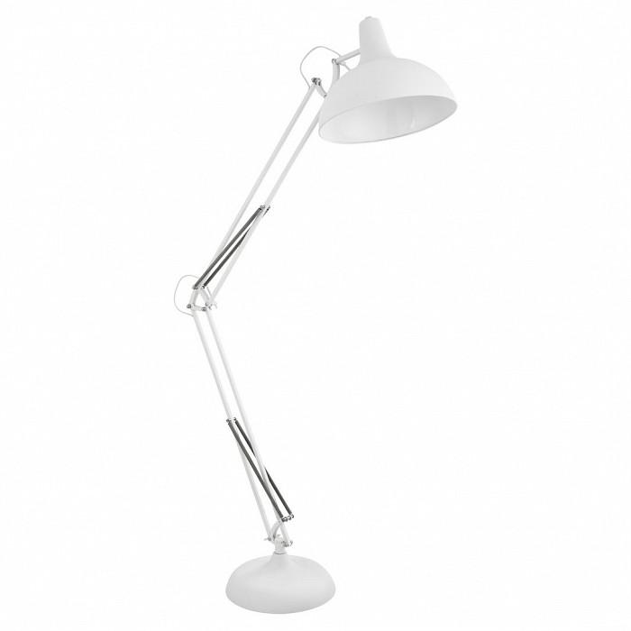 Торшер Arte LampГибкие торшеры<br>Артикул - AR_A2487PN-1WH,Бренд - Arte Lamp (Италия),Коллекция - Goliath,Гарантия, месяцы - 24,Ширина, мм - 430,Высота, мм - 2060,Выступ, мм - 900,Тип лампы - компактная люминесцентная [КЛЛ] ИЛИнакаливания ИЛИсветодиодная [LED],Общее кол-во ламп - 1,Напряжение питания лампы, В - 220,Максимальная мощность лампы, Вт - 60,Лампы в комплекте - отсутствуют,Цвет плафонов и подвесок - белый,Тип поверхности плафонов - матовый,Материал плафонов и подвесок - металл,Цвет арматуры - белый,Тип поверхности арматуры - матовый,Материал арматуры - металл,Количество плафонов - 1,Наличие выключателя, диммера или пульта ДУ - ножной выключатель,Компоненты, входящие в комплект - провод электропитания с вилкой без заземления,Тип цоколя лампы - E27,Класс электробезопасности - II,Степень пылевлагозащиты, IP - 20,Диапазон рабочих температур - комнатная температура,Дополнительные параметры - поворотный светильник, регулируется по высоте<br>