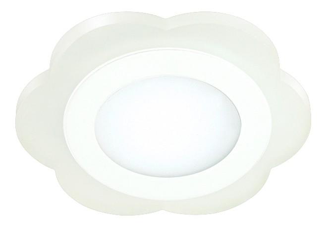 Встраиваемый светильник NovotechКруглые<br>Артикул - NV_357318,Бренд - Novotech (Венгрия),Коллекция - Lago,Гарантия, месяцы - 24,Высота, мм - 50,Выступ, мм - 30,Глубина, мм - 20,Диаметр, мм - 160,Размер врезного отверстия, мм - 70,Размер упаковки, мм - 40х165х155,Тип лампы - светодиодная [LED],Общее кол-во ламп - 1,Максимальная мощность лампы, Вт - 12,Цвет лампы - белый дневной, белый теплый,Лампы в комплекте - светодиодная [LED],Цвет плафонов и подвесок - белый,Тип поверхности плафонов - матовый,Материал плафонов и подвесок - акриловое стекло,Цвет арматуры - белый,Тип поверхности арматуры - матовый,Материал арматуры - алюминиевое литье,Количество плафонов - 1,Возможность подлючения диммера - нельзя,Цветовая температура, K - 3000 K, 7000 K,Световой поток, лм - 900,Экономичнее лампы накаливания - в 5, 5 раз,Светоотдача, лм/Вт - 60,Класс электробезопасности - III,Напряжение питания, В - 220,Степень пылевлагозащиты, IP - 20,Диапазон рабочих температур - комнатная температура,Дополнительные параметры - 3 режима работы, цвет ламп меняется при каждом включении/выключении на: белый теплый - светится середина, белый холодный - светятся лепестки, белый - светиться полностью<br>