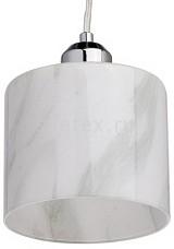 Подвесной светильник MW-LightБарные<br>Артикул - MW_354018901,Бренд - MW-Light (Германия),Коллекция - Лоск,Гарантия, месяцы - 24,Высота, мм - 950-1200,Диаметр, мм - 140,Тип лампы - компактная люминесцентная [КЛЛ] ИЛИнакаливания ИЛИсветодиодная [LED],Общее кол-во ламп - 1,Напряжение питания лампы, В - 220,Максимальная мощность лампы, Вт - 60,Лампы в комплекте - отсутствуют,Цвет плафонов и подвесок - белый мрамор,Тип поверхности плафонов - матовый,Материал плафонов и подвесок - стекло,Цвет арматуры - хром,Тип поверхности арматуры - глянцевый,Материал арматуры - металл,Количество плафонов - 1,Возможность подлючения диммера - можно, если установить лампу накаливания,Тип цоколя лампы - E27,Класс электробезопасности - I,Степень пылевлагозащиты, IP - 20,Диапазон рабочих температур - комнатная температура,Дополнительные параметры - регулируется по высоте,  способ крепления светильника к потолку – на монтажной пластине<br>