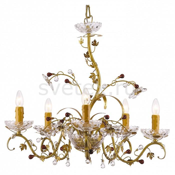 Фото Подвесная люстра Arte Lamp Palazzo A8933LM-5SG