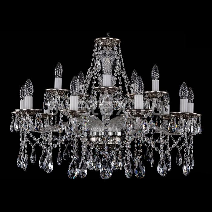 Фото Подвесная люстра Bohemia Ivele Crystal 1613 1613/10_5/300/NB