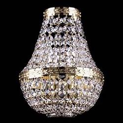 Накладной светильник Bohemia Ivele CrystalСветодиодные<br>Артикул - BI_2150_2_GD,Бренд - Bohemia Ivele Crystal (Чехия),Коллекция - 2150,Гарантия, месяцы - 24,Высота, мм - 200,Размер упаковки, мм - 250x180x170,Тип лампы - компактная люминесцентная [КЛЛ] ИЛИнакаливания ИЛИсветодиодная [LED],Общее кол-во ламп - 2,Напряжение питания лампы, В - 220,Максимальная мощность лампы, Вт - 40,Лампы в комплекте - отсутствуют,Цвет плафонов и подвесок - неокрашенный,Тип поверхности плафонов - прозрачный,Материал плафонов и подвесок - хрусталь,Цвет арматуры - золото,Тип поверхности арматуры - глянцевый, рельефный,Материал арматуры - латунь,Возможность подлючения диммера - можно, если установить лампу накаливания,Тип цоколя лампы - E14,Класс электробезопасности - I,Общая мощность, Вт - 80,Степень пылевлагозащиты, IP - 20,Диапазон рабочих температур - комнатная температура,Дополнительные параметры - способ крепления светильника на стене – на монтажной пластине, светильник предназначен для использования со скрытой проводкой<br>