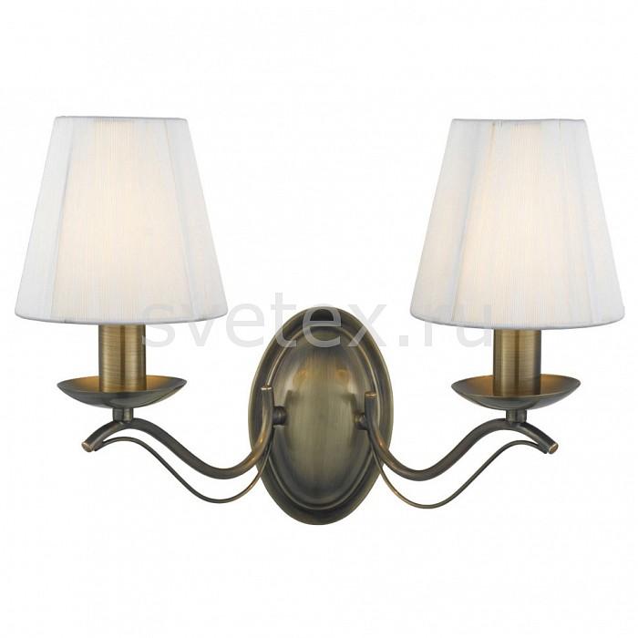 Фото Бра Arte Lamp Domain A9521AP-2AB