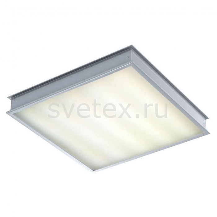 Светильник для потолка Грильято Led EffectДля потолка Грильято<br>Артикул - LED_314380,Бренд - Led Effect (Россия),Коллекция - Стандарт,Гарантия, месяцы - 36,Длина, мм - 594,Ширина, мм - 594,Глубина, мм - 78,Размер упаковки, мм - 610x610x87,Тип лампы - светодиодная [LED],Общее кол-во ламп - 1,Максимальная мощность лампы, Вт - 40,Цвет лампы - белый,Лампы в комплекте - светодиодная [LED],Цвет плафонов и подвесок - белый,Тип поверхности плафонов - матовый,Материал плафонов и подвесок - полимер,Цвет арматуры - белый,Тип поверхности арматуры - матовый,Материал арматуры - металл,Количество плафонов - 1,Цветовая температура, K - 4000 K,Световой поток, лм - 3600,Экономичнее лампы накаливания - В 5, 8 раза,Светоотдача, лм/Вт - 90,Ресурс лампы - 50 тыс. час.,Класс электробезопасности - I,Напряжение питания, В - 175-260,Коэффициент мощности - 0.9,Степень пылевлагозащиты, IP - 40,Диапазон рабочих температур - от -0^C до +45^C,Индекс цветопередачи, % - 80,Пульсации светового потока, % менее - 1,Климатическое исполнение - УХЛ 4,Дополнительные параметры - опаловый рассеиватель<br>