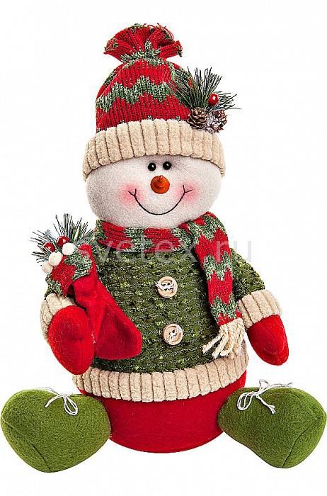 Фото Снеговик Mister Christmas x 30 см Снеговик