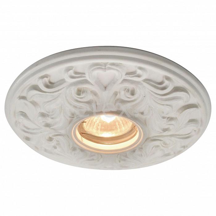 Фото Встраиваемый светильник Arte Lamp Plaster A5270PL-1WH