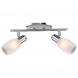 Бра GloboБолее 1 лампы<br>Артикул - GB_54917-2,Бренд - Globo (Австрия),Коллекция - Cyclone,Гарантия, месяцы - 24,Высота, мм - 75,Тип лампы - компактная люминесцентная [КЛЛ] ИЛИнакаливания ИЛИсветодиодная [LED],Общее кол-во ламп - 2,Напряжение питания лампы, В - 220,Максимальная мощность лампы, Вт - 40,Лампы в комплекте - отсутствуют,Цвет плафонов и подвесок - белый,Тип поверхности плафонов - матовый,Материал плафонов и подвесок - стекло,Цвет арматуры - хром,Тип поверхности арматуры - глянцевый,Материал арматуры - металл,Возможность подлючения диммера - можно, если установить лампу накаливания,Форма и тип колбы - свеча,Тип цоколя лампы - E14,Класс электробезопасности - I,Общая мощность, Вт - 80,Степень пылевлагозащиты, IP - 20,Диапазон рабочих температур - комнатная температура,Дополнительные параметры - поворотный светильник, предназначен для использования со скрытой проводкой<br>