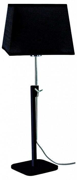 Настольная лампа MantraС абажуром<br>Артикул - MN_5321_5325,Бренд - Mantra (Испания),Коллекция - Habana,Гарантия, месяцы - 24,Ширина, мм - 355,Высота, мм - 1215-1765,Выступ, мм - 355,Тип лампы - компактная люминесцентная [КЛЛ] ИЛИсветодиодная [LED],Общее кол-во ламп - 1,Напряжение питания лампы, В - 220,Максимальная мощность лампы, Вт - 13,Лампы в комплекте - отсутствуют,Цвет плафонов и подвесок - черный,Тип поверхности плафонов - матовый,Материал плафонов и подвесок - текстиль,Цвет арматуры - черный, хром,Тип поверхности арматуры - глянцевый, матовый,Материал арматуры - металл,Количество плафонов - 1,Наличие выключателя, диммера или пульта ДУ - выключатель на проводе,Компоненты, входящие в комплект - провод электропитания с вилкой без заземления,Тип цоколя лампы - E27,Класс электробезопасности - II,Степень пылевлагозащиты, IP - 20,Диапазон рабочих температур - комнатная температура,Дополнительные параметры - регулируется по высоте<br>