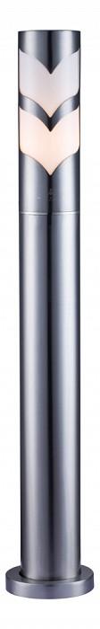 Наземный низкий светильник MaytoniСветильники<br>Артикул - MY_S710-80-51-N,Бренд - Maytoni (Германия),Коллекция - Fifth Avenue,Гарантия, месяцы - 24,Высота, мм - 800,Диаметр, мм - 132,Тип лампы - компактная люминесцентная [КЛЛ] ИЛИсветодиодная [LED],Общее кол-во ламп - 1,Напряжение питания лампы, В - 220,Максимальная мощность лампы, Вт - 11,Лампы в комплекте - отсутствуют,Цвет плафонов и подвесок - белый, хром,Тип поверхности плафонов - матовый,Материал плафонов и подвесок - акрил, металл,Цвет арматуры - хром,Тип поверхности арматуры - глянцевый,Материал арматуры - металл,Количество плафонов - 1,Тип цоколя лампы - E27,Класс электробезопасности - I,Степень пылевлагозащиты, IP - 44,Диапазон рабочих температур - от -40^C до +40^C<br>