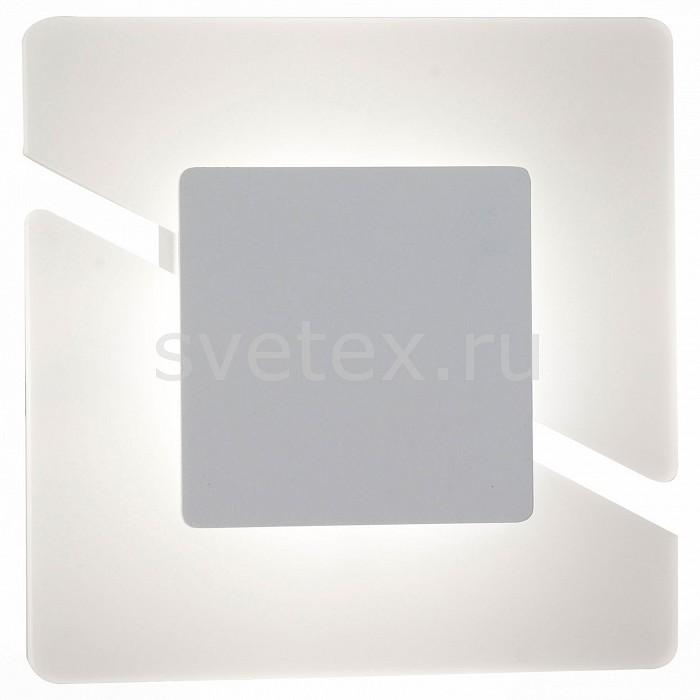 Накладной светильник ST-LuceКвадратные<br>Артикул - SL594.501.01,Бренд - ST-Luce (Италия),Коллекция - SL594,Гарантия, месяцы - 24,Время изготовления, дней - 1,Длина, мм - 280,Ширина, мм - 280,Выступ, мм - 48,Тип лампы - светодиодная [LED],Общее кол-во ламп - 1,Напряжение питания лампы, В - 220,Максимальная мощность лампы, Вт - 5.4,Цвет лампы - белый,Лампы в комплекте - светодиодная [LED],Цвет плафонов и подвесок - белый,Тип поверхности плафонов - матовый,Материал плафонов и подвесок - акрил,Цвет арматуры - белый,Тип поверхности арматуры - матовый,Материал арматуры - металл,Количество плафонов - 1,Возможность подлючения диммера - нельзя,Цветовая температура, K - 4000 K,Световой поток, лм - 560,Экономичнее лампы накаливания - в 10 раз,Светоотдача, лм/Вт - 104,Класс электробезопасности - I,Степень пылевлагозащиты, IP - 20,Диапазон рабочих температур - комнатная температура,Дополнительные параметры - светильник предназначен для использования со скрытой проводкой<br>