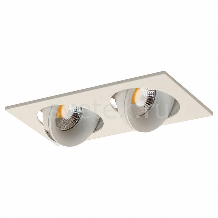 Встраиваемый светильник DonoluxСветодиодный светильник<br>Артикул - DO_DL18412_02TSQ_White,Бренд - Donolux (Китай),Коллекция - DL1841,Гарантия, месяцы - 24,Длина, мм - 190,Ширина, мм - 90,Глубина, мм - 70,Размер врезного отверстия, мм - 180x82,Тип лампы - галогеновая ИЛИсветодиодная [LED],Общее кол-во ламп - 2,Напряжение питания лампы, В - 220,Максимальная мощность лампы, Вт - 50,Лампы в комплекте - отсутствуют,Цвет арматуры - белый,Тип поверхности арматуры - матовый,Материал арматуры - металл,Форма и тип колбы - полусферическая с рефлектором,Тип цоколя лампы - GU10,Класс электробезопасности - I,Общая мощность, Вт - 100,Степень пылевлагозащиты, IP - 20,Диапазон рабочих температур - комнатная температура,Дополнительные параметры - поворотный светильник<br>
