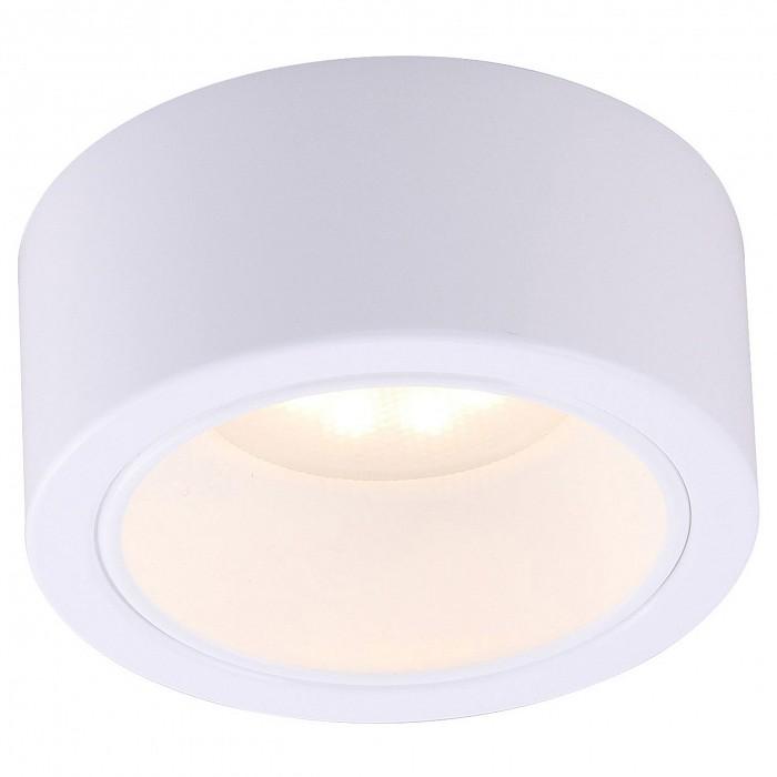 Накладной светильник Arte LampКруглые<br>Артикул - AR_A5553PL-1WH,Бренд - Arte Lamp (Италия),Коллекция - Effetto,Гарантия, месяцы - 24,Выступ, мм - 60,Диаметр, мм - 140,Тип лампы - компактная люминесцентная [КЛЛ] ИЛИсветодиодная [LED],Общее кол-во ламп - 1,Напряжение питания лампы, В - 220,Максимальная мощность лампы, Вт - 50,Лампы в комплекте - отсутствуют,Цвет плафонов и подвесок - белый,Тип поверхности плафонов - матовый,Материал плафонов и подвесок - металл,Цвет арматуры - белый,Тип поверхности арматуры - матовый,Материал арматуры - металл,Количество плафонов - 1,Возможность подлючения диммера - нельзя,Форма и тип колбы - круглая плоская с рефлектором,Тип цоколя лампы - GX5.3,Класс электробезопасности - I,Степень пылевлагозащиты, IP - 20,Диапазон рабочих температур - комнатная температура,Дополнительные параметры - способ крепления светильника к потолку и стене - на монтажной пластине<br>