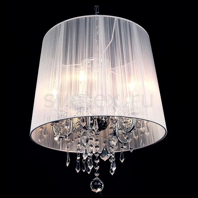Фото Подвесной светильник Eurosvet 2045 2045/5 хром/белый