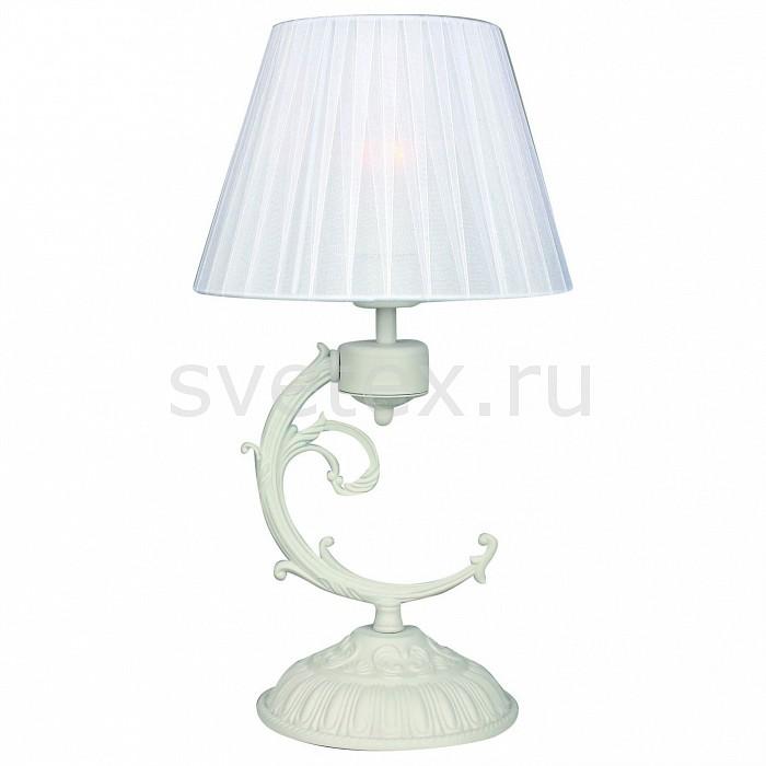 Фото Настольная лампа Omnilux E14 220В 40Вт OML-340 OML-34004-01