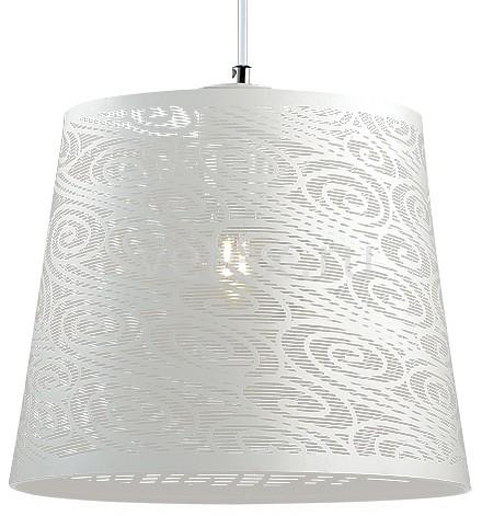 Подвесной светильник FavouriteБарные<br>Артикул - FV_1602-1P,Бренд - Favourite (Германия),Коллекция - Wendel,Гарантия, месяцы - 24,Высота, мм - 152-1152,Диаметр, мм - 250,Тип лампы - компактная люминесцентная [КЛЛ] ИЛИнакаливания ИЛИсветодиодная [LED],Общее кол-во ламп - 1,Напряжение питания лампы, В - 220,Максимальная мощность лампы, Вт - 40,Лампы в комплекте - отсутствуют,Цвет плафонов и подвесок - белый,Тип поверхности плафонов - матовый,Материал плафонов и подвесок - металл,Цвет арматуры - белый,Тип поверхности арматуры - матовый,Материал арматуры - металл,Количество плафонов - 1,Возможность подлючения диммера - можно, если установить лампу накаливания,Тип цоколя лампы - E27,Класс электробезопасности - I,Степень пылевлагозащиты, IP - 20,Диапазон рабочих температур - комнатная температура,Дополнительные параметры - способ крепления к потолку - на монтажной пластине, регулируется по высоте<br>