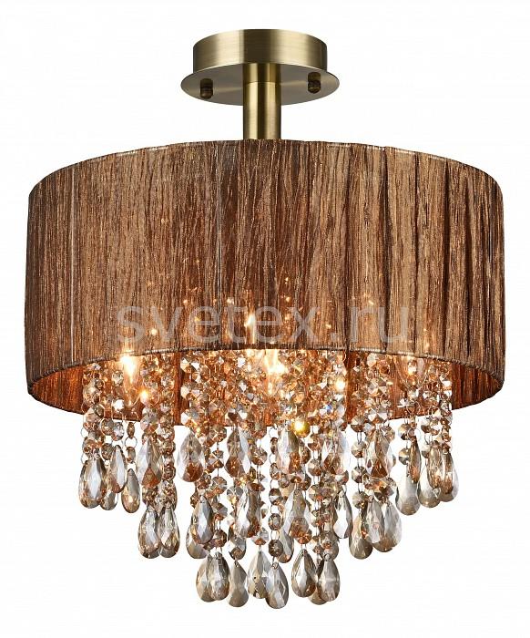 Светильник на штанге ST-LuceКруглые<br>Артикул - SL893.732.05,Бренд - ST-Luce (Китай),Коллекция - Lusso,Гарантия, месяцы - 24,Высота, мм - 500,Диаметр, мм - 380,Размер упаковки, мм - 430x430x340,Тип лампы - компактная люминесцентная [КЛЛ] ИЛИнакаливания ИЛИсветодиодная [LED],Общее кол-во ламп - 5,Напряжение питания лампы, В - 220,Максимальная мощность лампы, Вт - 40,Лампы в комплекте - отсутствуют,Цвет плафонов и подвесок - коричневый, коньячный,Тип поверхности плафонов - матовый, прозрачный,Материал плафонов и подвесок - органза, хрусталь,Цвет арматуры - бронза античная,Тип поверхности арматуры - матовый,Материал арматуры - металл,Количество плафонов - 1,Возможность подлючения диммера - можно, если установить лампу накаливания,Тип цоколя лампы - E14,Класс электробезопасности - I,Общая мощность, Вт - 200,Степень пылевлагозащиты, IP - 20,Диапазон рабочих температур - комнатная температура,Дополнительные параметры - способ крепления светильника к потолку - на монтажной пластине<br>