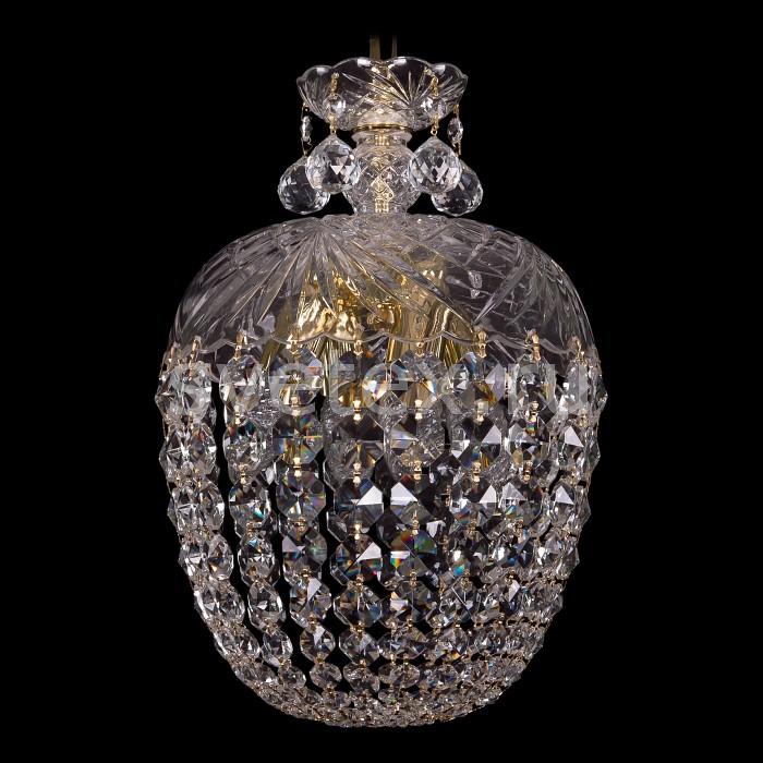 Фото Подвесной светильник Bohemia Ivele Crystal 7710 7710/25/G