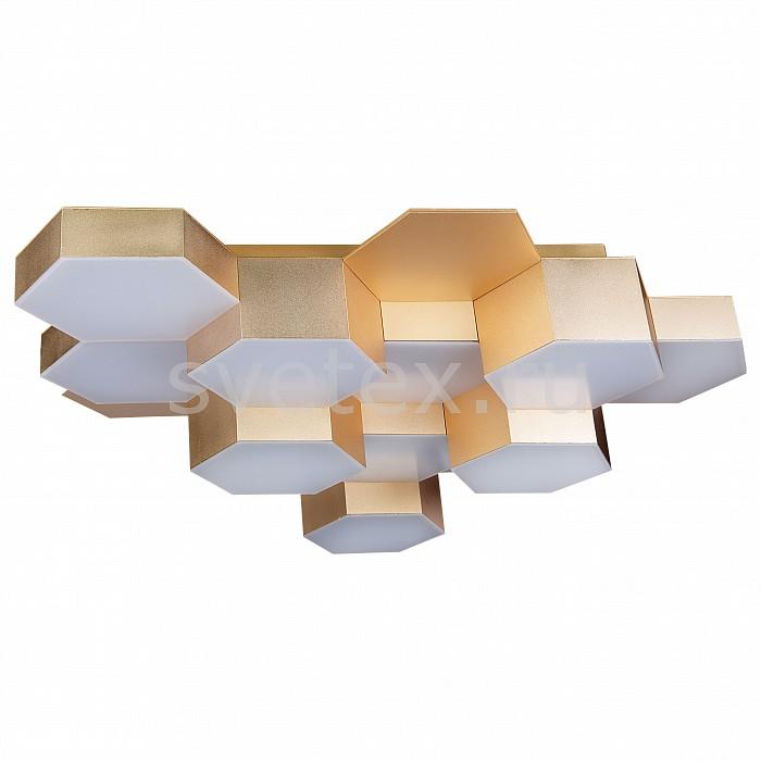 Потолочная люстра LightstarСветодиодные<br>Артикул - LS_750123,Бренд - Lightstar (Италия),Коллекция - Favo,Гарантия, месяцы - 24,Время изготовления, дней - 1,Длина, мм - 590,Ширина, мм - 580,Высота, мм - 120,Тип лампы - светодиодная [LED],Общее кол-во ламп - 10,Напряжение питания лампы, В - 220,Максимальная мощность лампы, Вт - 6,Лампы в комплекте - светодиодные [LED],Цвет плафонов и подвесок - белый,Тип поверхности плафонов - матовый,Материал плафонов и подвесок - стекло,Цвет арматуры - золото,Тип поверхности арматуры - глянцевый,Материал арматуры - металл,Количество плафонов - 10,Возможность подлючения диммера - нельзя,Экономичнее лампы накаливания - в 15 раз,Класс электробезопасности - I,Общая мощность, Вт - 60,Степень пылевлагозащиты, IP - 20,Диапазон рабочих температур - комнатная температура<br>