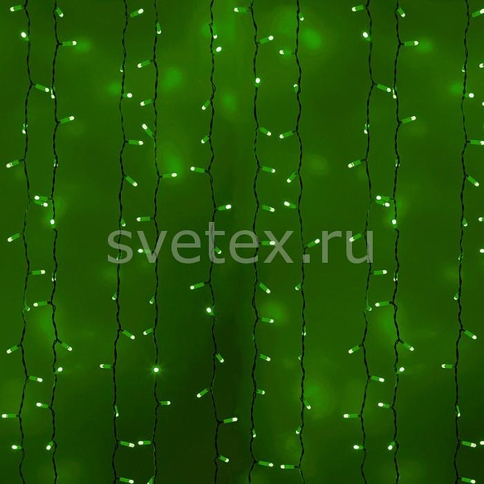 Фото Занавес световой Неон-Найт LED-TPL-18_20 235-114