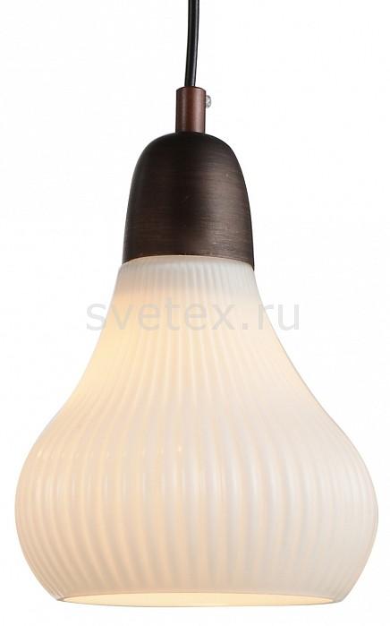 Подвесной светильник ST-LuceБарные<br>Артикул - SL712.083.01,Бренд - ST-Luce (Китай),Коллекция - SL712,Гарантия, месяцы - 24,Время изготовления, дней - 1,Длина, мм - 600,Высота, мм - 230-1100,Размер упаковки, мм - 750х650х380,Тип лампы - компактная люминесцентная [КЛЛ] ИЛИнакаливания ИЛИсветодиодная [LED],Общее кол-во ламп - 1,Напряжение питания лампы, В - 220,Максимальная мощность лампы, Вт - 60,Лампы в комплекте - отсутствуют,Цвет плафонов и подвесок - белый,Тип поверхности плафонов - матовый, рельефный,Материал плафонов и подвесок - стекло,Цвет арматуры - кофейный,Тип поверхности арматуры - матовый,Материал арматуры - металл,Количество плафонов - 1,Возможность подлючения диммера - можно, если установить лампу накаливания,Тип цоколя лампы - E27,Класс электробезопасности - I,Степень пылевлагозащиты, IP - 20,Диапазон рабочих температур - комнатная температура,Дополнительные параметры - регулируется по высоте, способ крепления светильника к потолку – на монтажной пластине,  стиль кантри<br>