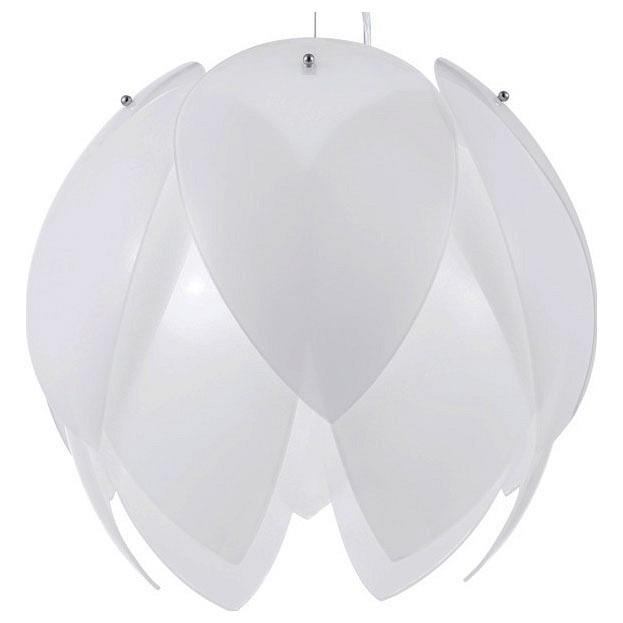 Подвесной светильник Crystal LuxСветодиодные<br>Артикул - CU_1790_203,Бренд - Crystal Lux (Испания),Коллекция - Flurry,Гарантия, месяцы - 24,Высота, мм - 410-1410,Диаметр, мм - 450,Тип лампы - компактная люминесцентная [КЛЛ] ИЛИнакаливания ИЛИсветодиодная [LED],Общее кол-во ламп - 3,Напряжение питания лампы, В - 220,Максимальная мощность лампы, Вт - 60,Лампы в комплекте - отсутствуют,Цвет плафонов и подвесок - белый,Тип поверхности плафонов - матовый,Материал плафонов и подвесок - стекло,Цвет арматуры - хром,Тип поверхности арматуры - глянцевый,Материал арматуры - металл,Количество плафонов - 1,Возможность подлючения диммера - можно, если установить лампу накаливания,Тип цоколя лампы - E27,Класс электробезопасности - I,Общая мощность, Вт - 180,Степень пылевлагозащиты, IP - 20,Диапазон рабочих температур - комнатная температура,Дополнительные параметры - способ крепления светильника к потолку - на монтажной пластине, регулируется по высоте, диаметр основания 120 мм<br>